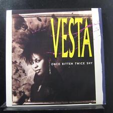 "Vesta Williams - Once Bitten Twice Shy 12"" Mint- SP-12206 A&M 1986 Vinyl Record"