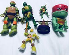 Teenage Mutant Ninja Turtles 1988-2000's TMNT USED Rare collectibles LOT