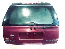 Original 2004 Chevrolet Trailblazer Heckklappe Kofferraumklappe ohne Anbauteile