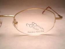 Otego Optical MOD: Roxy-FLEX Col GOLD Womens Vintage 80's Glasses (C5)@