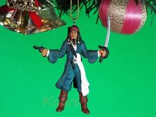 Decoration Ornament Xmas Party Decor PIRATES OF THE CARIBBEAN JACK SPARROW *A145