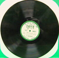 The United States Army Recruting Service Presents It's Music VG++ LP 9-67 11-67