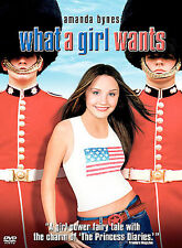 What a Girl Wants (DVD, 2003, Full Frame) Disc Only