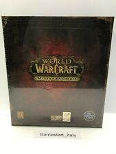 WORLD OF WARCRAFT MISTS OF PANDARIA COLLECTOR'S EDITION - PC MAC - ITA NUOVA WOW