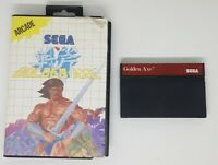 Sega Master System - Golden Axe - FAST & FREE DELIVERY