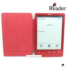 Sony PRS-T3 1.3GB, eReader eBook Touch Screen 6in - Red