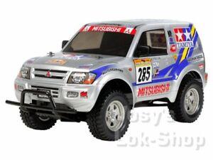 Tamiya 1:10 Mitsubishi Pajero Ralley    - 300058602   - NEU/OVP