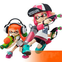 Splatoon girl Action Figure Good Smile Company Figma Collections in Box New