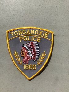 Tonganoxie Kansas Police Department Patch