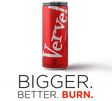 Bode Burn Vemma, new 12 oz can!! FREE SHIPPING! Pre-Orders Begin 09/23/19!!