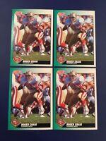1991 Score # 222 ROGER CRAIG San Francisco 49ers Lot 4 MUST SEE LOOK  !