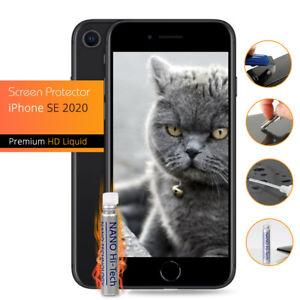 Liquid Glass Screen Protector Apple iPhone SE 2020 Nano Technology Shield PRO