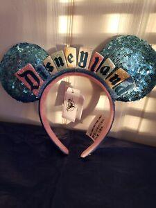 2020 Disneyland Parks Exclusive Disneyland Marquee Minnie  Ear Headband