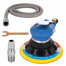 "UK Power Tools Polisher Air Random Orbital Palm 6"" Sander Vacuum Cleaner 150mm"