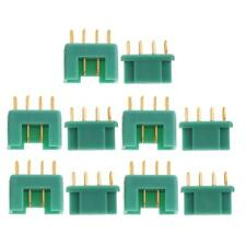 5 Pairs MPX M6 6 Pin Multiplex Connectors for RC Lipo Battery Drone Buggy