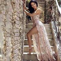 Rosegold  Sequin Gown RSG18