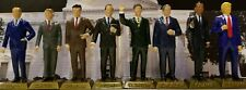 THE EIGHT U.S. PRESIDENT FIGURINES MARX NEVER MADE