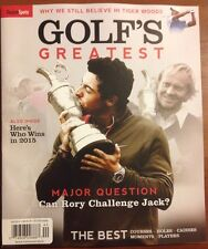 Beckett Sports Golf's Greatest Best Course Holes Moments Fall 2014 FREE SHIPPING
