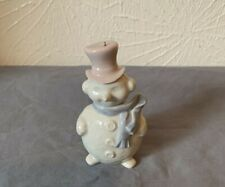 New ListingLladro Porcelain Snowman Ornament #5841