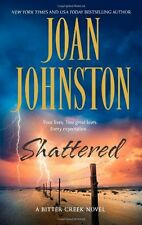 Shattered (Bitter Creek Novels) by Joan Johnston