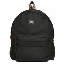 Urban Classics - BASIC Backpack Rucksack schwarz