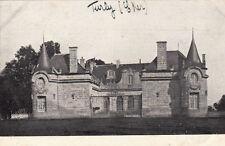 TURLY photo-carte château vu de face