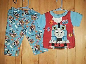 Thomas & Friends 2 Piece Pajama Set Size 2T