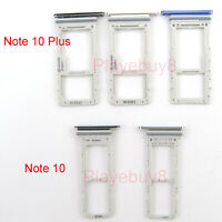 OEM Single Dual SIM Card Tray Holder for Samsung Galaxy Note 10 Note 10+ Plus