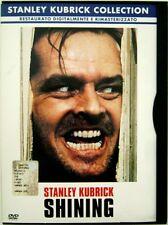 Dvd Shining di Stanley Kubrick - ed. Snapper 1980 Usato