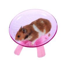 2018 Hamster Exercise Flying Saucer Wheel Mice Gerbil Fitness Gyro Running Game