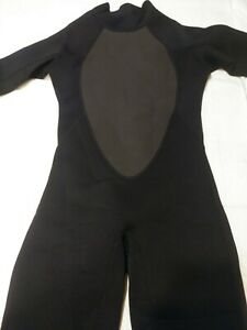 New Without Tags Youth Wetsuit, Neoprene Thermal, Size M, Gray/Black