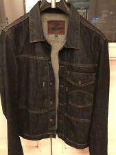 Pretty Green Jeans denim Jacket -Liam Gallagher