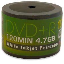 Aone 16x DVD+R Full Face Printable 4.7GB - 50 Discs