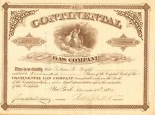 Continental Gas Company