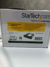 "Startech.com Hot Swap SATA Mobile Rack   3.5"" Trayless  p/n HSB100SATBK"