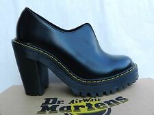 Dr Martens Cordelia Chaussures Femme 37 Escarpins Richelieu Talon Salome UK4 New