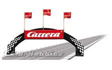 Carrera Bridge with Carrera logo for 124 / 132 slot car track 21126