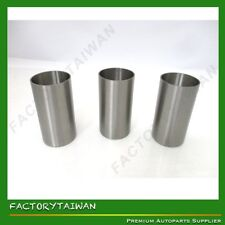 Liner / Sleeve Set for Mitsubishi L3E (100% TAIWAN MADE) x 3 PCS