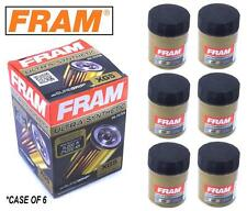 6-PACK - FRAM Ultra Synthetic Oil Filter - Top of the Line - FRAM's Best XG5