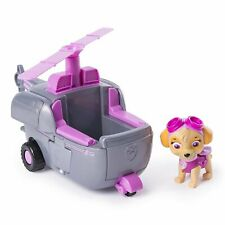 Paw Patrol Skye's Transforming Helicopter with Flip-open Turbines, for Ages 3...