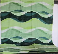 MONT CHALET MF Fell-Optik Bettbezug Welle grün 135x200 cm 1tlg