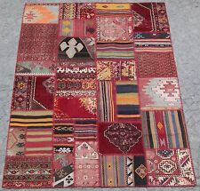 TURKISH PATCHWORK KILIM,HOME DECORE PATCHWORK,GREAT MULTI COLOR KILIM WORK,