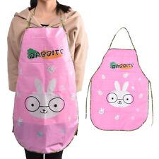 women kids cartoon kitchen restaurant waterproof apron cooking aprons anti-oil……