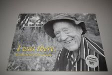 I Was There Recollections of Ten Decades by Irving Garbutt SIGNED Wyoming Memoir