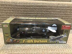 "Ultimate Soldier 1:48 P-40N Warhawk, ""Rusty"", Lt. J.B. Paris, No. 604"