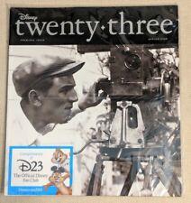 Disney Twenty Three Magazine Spring 2009 Premiere Issue