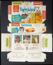 1975 Hostess Rare Twinkees Complete Box, May, Fisk, B. Robinson, #142/143/144,FS