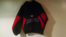 Vintage Starter Montreal Canadiens Hooded Pullover Jacket