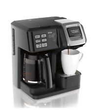 Hamilton Beach FlexBrew 2-Way Coffee Maker - Black