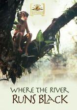 WHERE THE RIVER RUNS BLACK (1986 Charles Durning)- Region Free DVD - Sealed